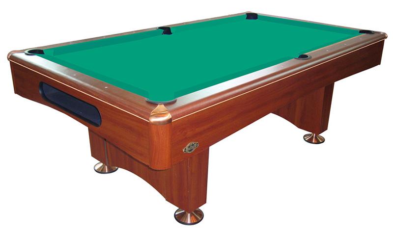 Billar modelo Champion marrón