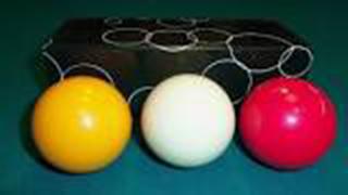 Juego de bolas de billar de carambolas