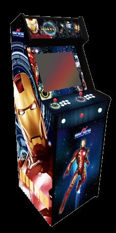 Alquiler Máquina Arcade